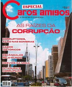 """Reportagem publicada na edição especial nº 62 """"As Raízes da Corrupção''"""