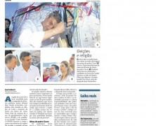 """Aécio diz que Nordeste será """"prioridade absoluta"""" caso seja eleito"""