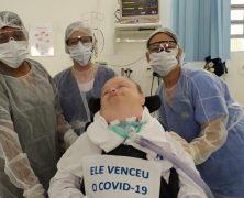 Paciente acamado há 37 anos e com síndrome de Down vence covid-19