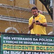 Militarização e negação da política empurram polícias para o bolsonarismo